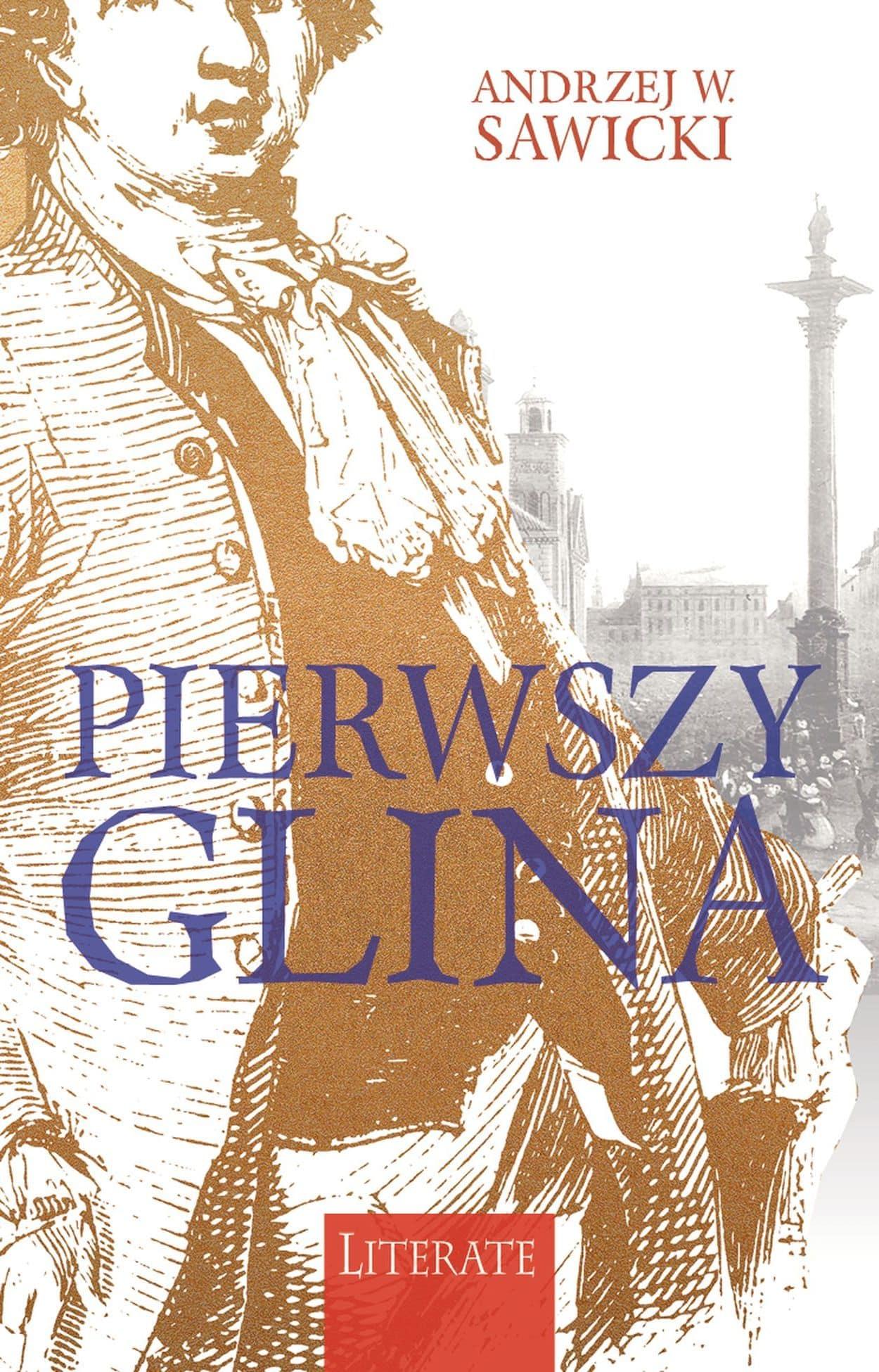 Pierwszy glina - Andrzej Sawicki