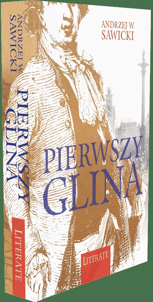 Pierwszy glina - Andrzej W. Sawicki